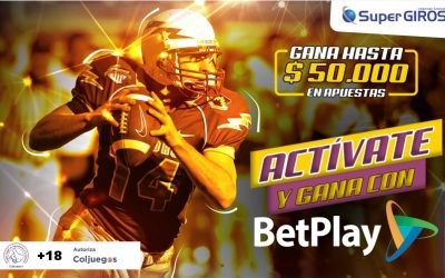 ACTÍVATE Y GANA CON BETPLAY
